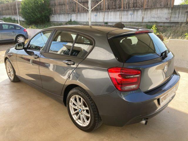 BMW 116 d 5p.AUTOMATICA TAGLIANDI 5P NAVIGATORE Immagine 1