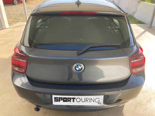 BMW 116 d 5p.AUTOMATICA TAGLIANDI 5P NAVIGATORE Immagine 2