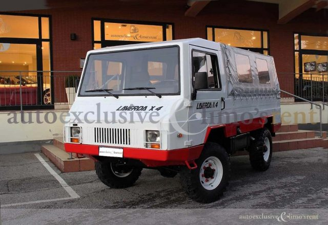 OTHERS-ANDERE OTHERS-ANDERE Laverda 4x4 Immagine 0