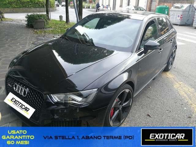 AUDI RS3 RS 3 SPB 2.5 TFSI quattro S tronic Immagine 0