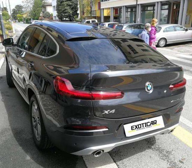 BMW X4 xDrive25d xLine Immagine 3