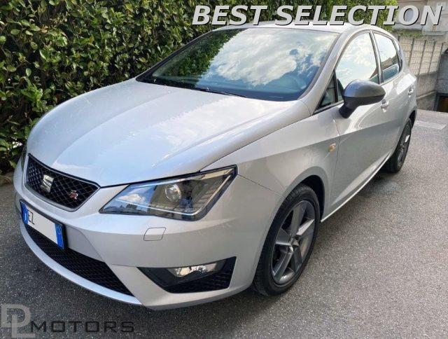 SEAT Ibiza 1.2 TSI 86 CV 5 porte FR XENON + CLIMA AUTO Immagine 0
