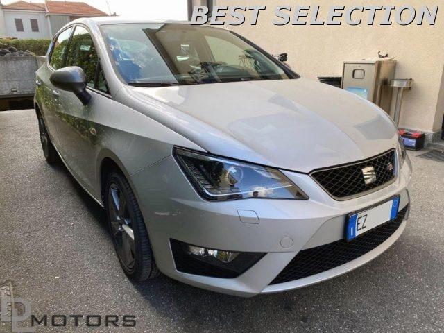 SEAT Ibiza 1.2 TSI 86 CV 5 porte FR XENON + CLIMA AUTO Immagine 4