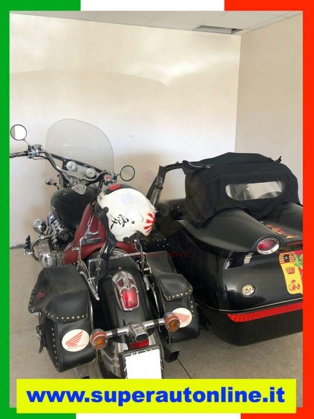 MOTOS-BIKES Honda FC6  1520 CC  + SIDE CAR Immagine 0