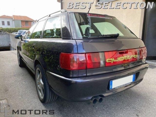 AUDI RS2 2.2 turbo 20V cat Avant quattro RS2 restaurata Immagine 2