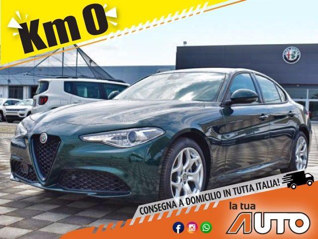 ALFA ROMEO Giulia 2.2 TD 190CV AT8 SPRINT Immagine 0