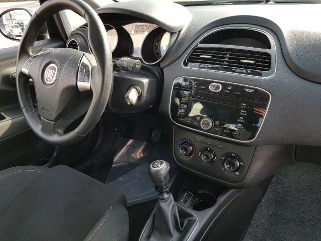 FIAT Punto 1.2 8V 5 porte Street *GPL READY* Immagine 4