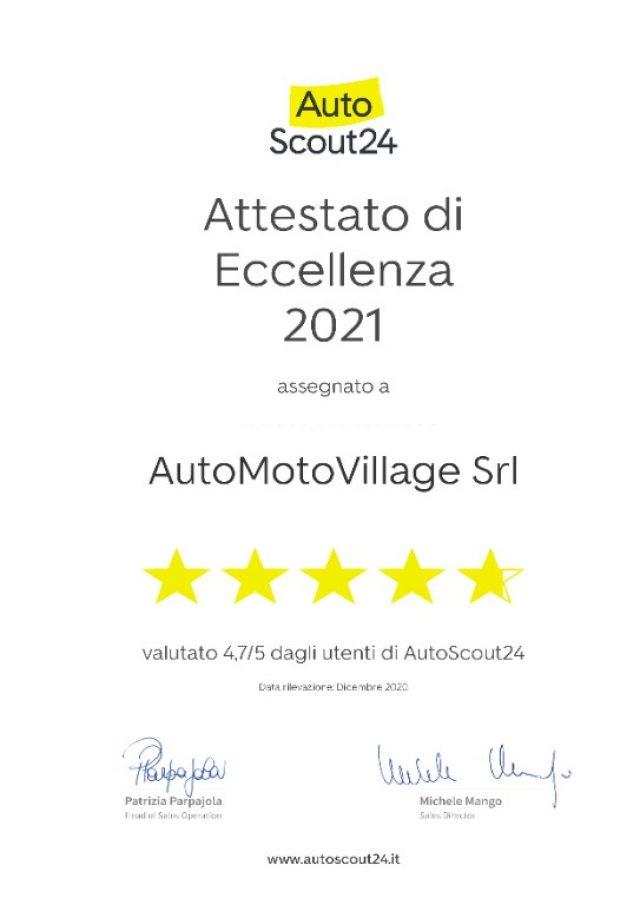 FIAT 500 1.2 Lounge 69 Cv CAMBIO AUTOMATICO-ANDROID/APPLE Immagine 0