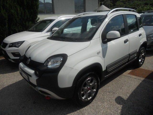 FIAT Panda Cross 1.3 MJT 95 CV S&S 4x4 5 POSTI DIESEL Immagine 0