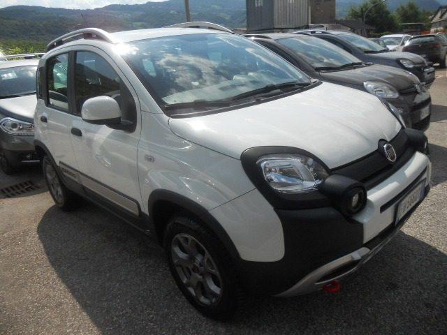 FIAT Panda Cross 1.3 MJT 95 CV S&S 4x4 5 POSTI DIESEL Immagine 1