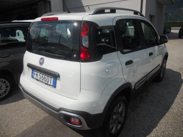 FIAT Panda Cross 1.3 MJT 95 CV S&S 4x4 5 POSTI DIESEL Immagine 2
