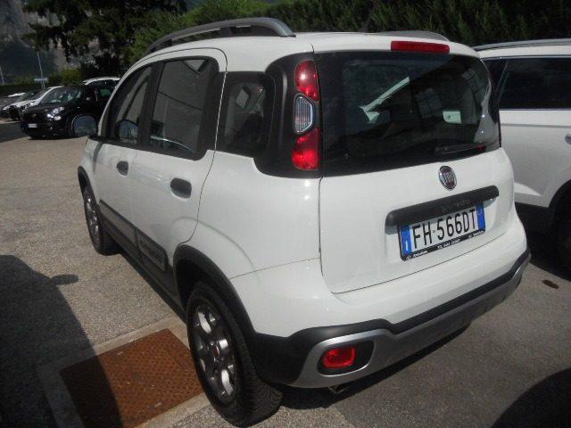 FIAT Panda Cross 1.3 MJT 95 CV S&S 4x4 5 POSTI DIESEL Immagine 3