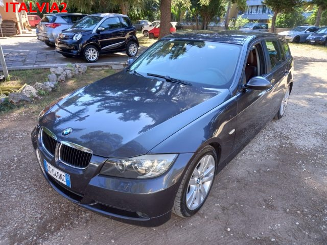 BMW 320 i cat Touring Futura AUTOM-PELLE-IMPIANTO GPL Immagine 0