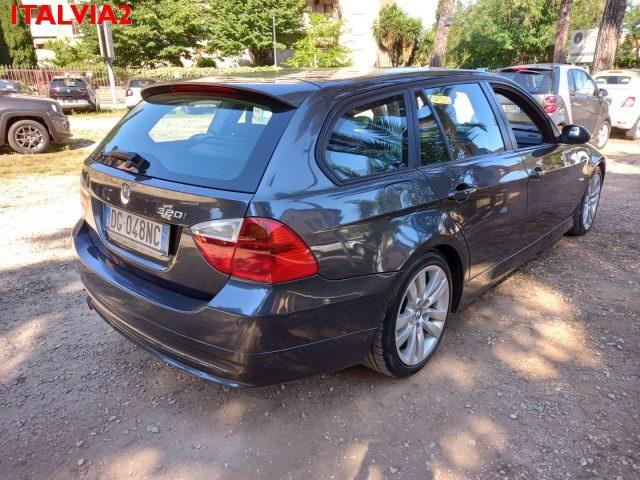 BMW 320 i cat Touring Futura AUTOM-PELLE-IMPIANTO GPL Immagine 3