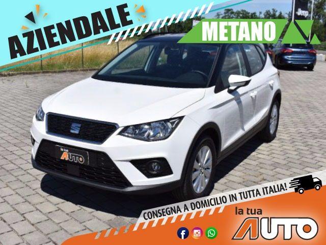 SEAT Arona 1.0 TGI 90CV STYLE METANO Immagine 0