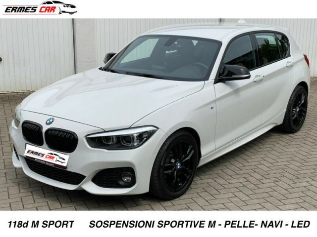 BMW 120 d 5p. Msport-PELLE-NAVI Immagine 0
