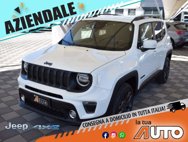 JEEP Renegade 1.3 T4 240CV PHEV 4XE S AT6 Immagine 0