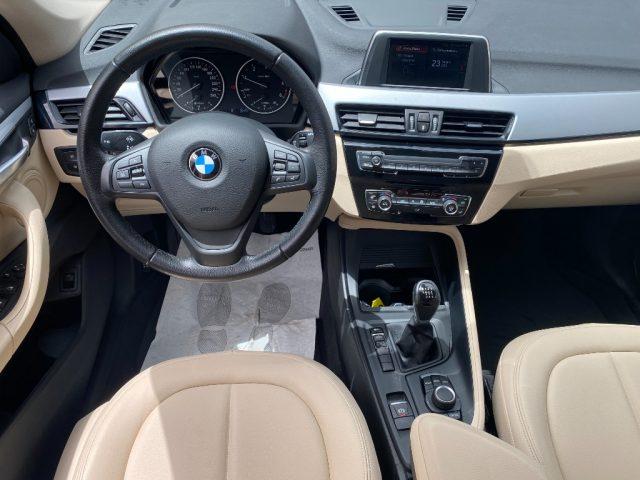 BMW X1 sDrive16d Advantage Immagine 2