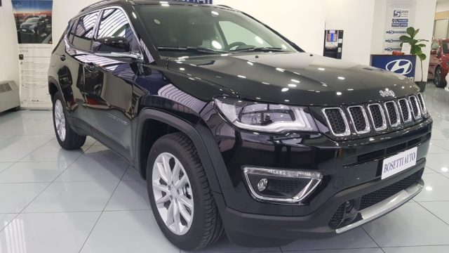 JEEP Compass 2.0 diesel 4WD Limited 9AUTOMATICO Immagine 1