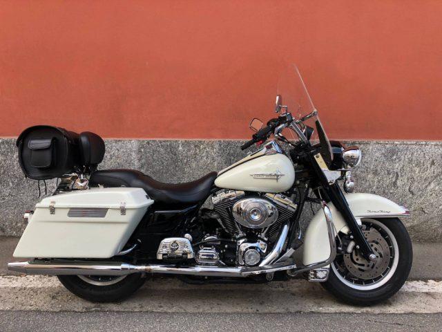 HARLEY-DAVIDSON 1450 Road King POLICE Immagine 0