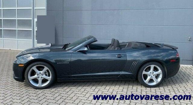 CHEVROLET Camaro 3.6 V6 RS Cabrio CARFAX Immagine 3