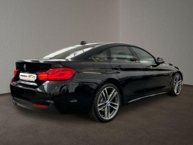BMW 420 d Gran Coupé Msport-NAVI PROFESSIONAL-LED-PELLE Immagine 1