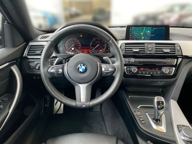 BMW 420 d Gran Coupé Msport-NAVI PROFESSIONAL-LED-PELLE Immagine 4