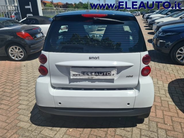 SMART ForTwo 1000 52 kW coupé pulse Immagine 4