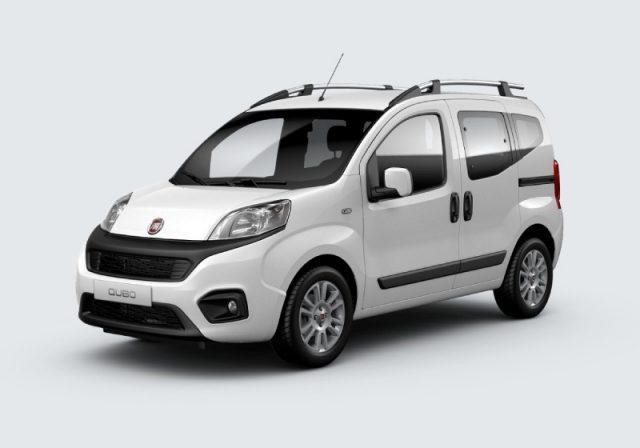 FIAT Qubo 1.4 8V 77 CV Easy Natural Power 58000 km