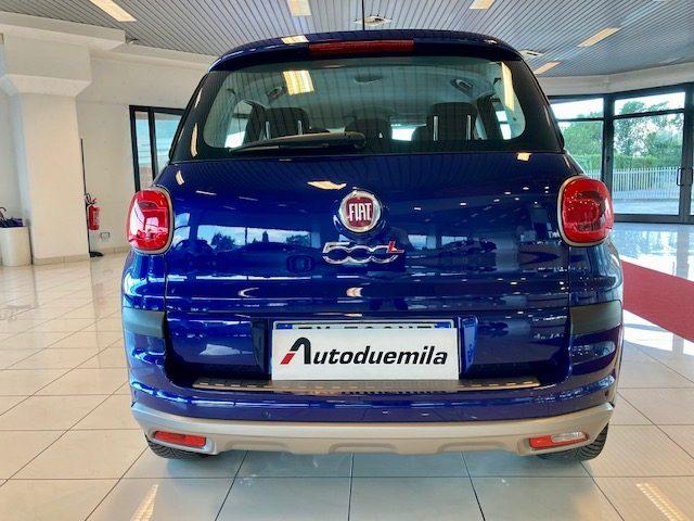 FIAT 500L 1.3 Multijet 95 CV Cross Km 12500!! Euro 6Dtemp Immagine 4