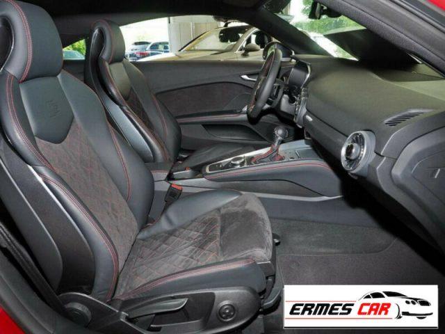 AUDI TT Coupé 45 TFSI quattro S tronic COMPETITION Immagine 3