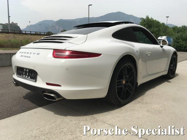 PORSCHE 911 991 3.4 Carrera Coupé Pdk Sport Tetto Bose Immagine 4