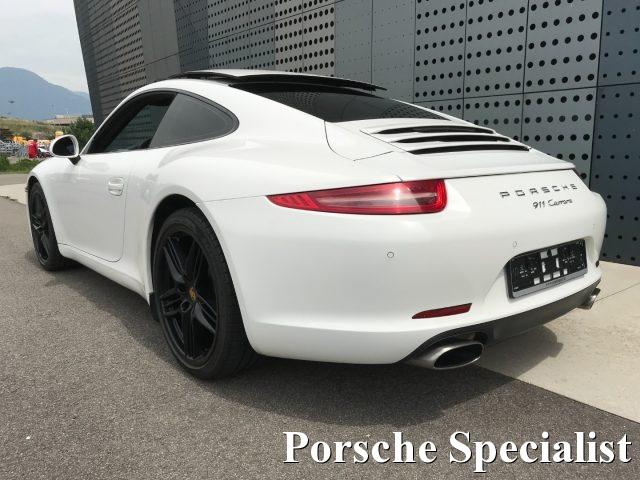PORSCHE 911 991 3.4 Carrera Coupé Pdk Sport Tetto Bose Immagine 2