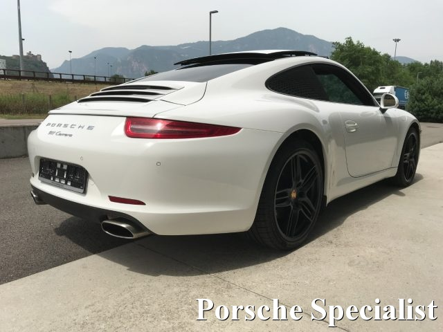 PORSCHE 991 911 3.4 Carrera Coupé Pdk Sport Tetto Bose Immagine 4