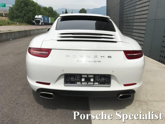 PORSCHE 991 911 3.4 Carrera Coupé Pdk Sport Tetto Bose Immagine 3