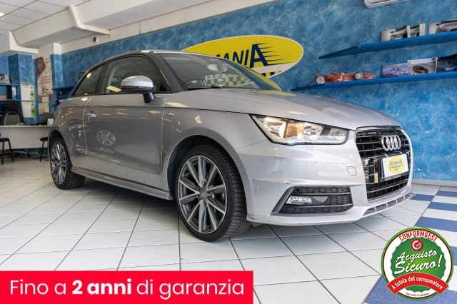 AUDI A1 1.0 TFSI Admired S-Tronic Unico Propr. S-Line Ext Immagine 0