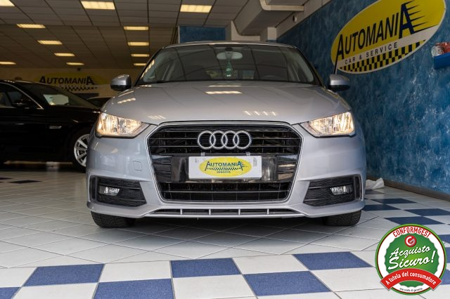 AUDI A1 1.0 TFSI Admired S-Tronic Unico Propr. S-Line Ext Immagine 1