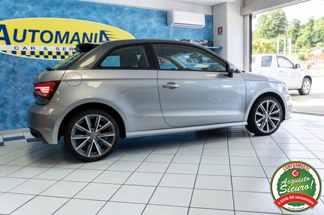 AUDI A1 1.0 TFSI Admired S-Tronic Unico Propr. S-Line Ext Immagine 3