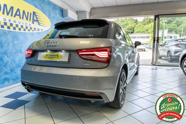 AUDI A1 1.0 TFSI Admired S-Tronic Unico Propr. S-Line Ext Immagine 4