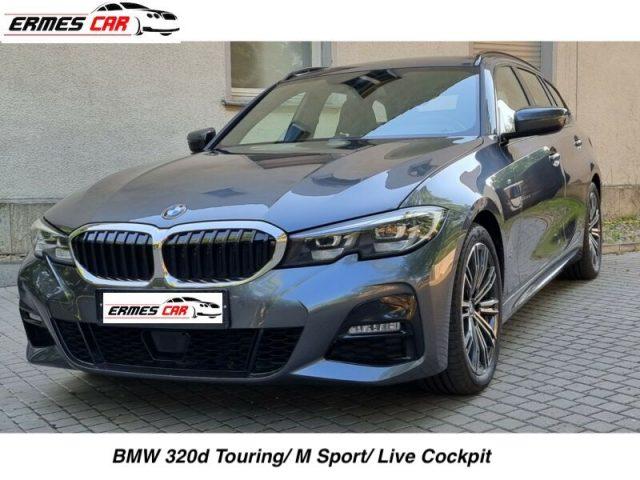 BMW 320 d Touring Msport LIVE COCKPIT-SEDILI RISCALD. Immagine 0