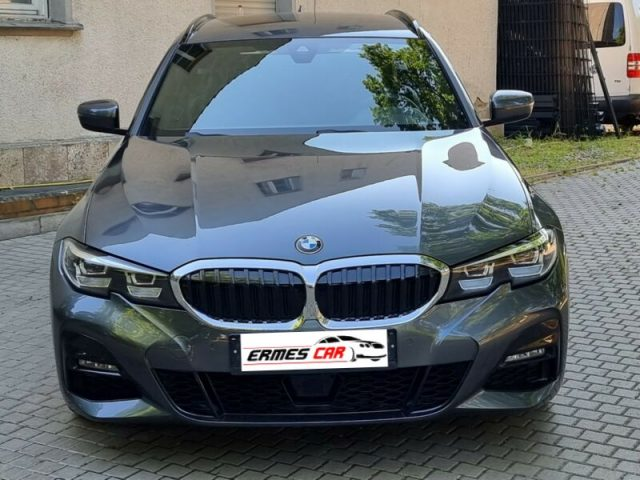 BMW 320 d Touring Msport LIVE COCKPIT-SEDILI RISCALD. Immagine 1