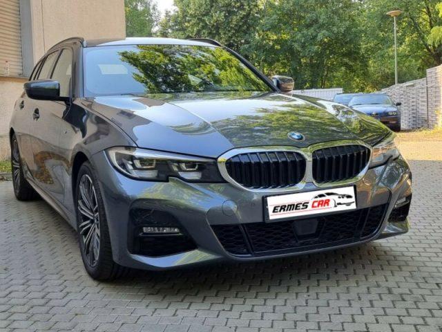 BMW 320 d Touring Msport LIVE COCKPIT-SEDILI RISCALD. Immagine 2