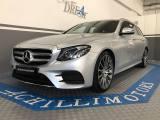 MERCEDES-BENZ E 220 d S.W. Auto Premium Plus AMG pack full tagliandata