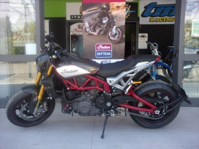 INDIAN FTR 1200 race carbon -  limited edition