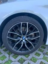 BMW 520 520D touring MSPORT - gancio traino