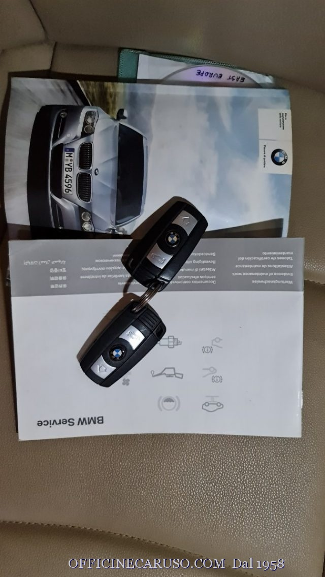 BMW 320 XDrive d Touring Futura **GARANZIA 2ANNI BMW** 83000 km 14