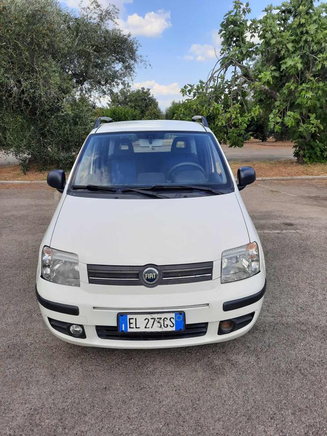FIAT Panda 1.3 MJT 16V DPF Active 138000 km