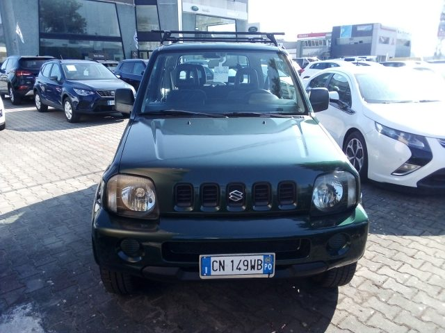 SUZUKI Jimny 1.3i 16V cat 4WD JLX 150348 km