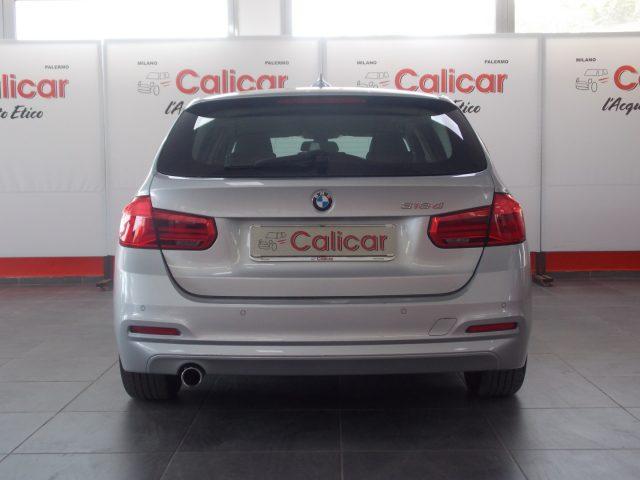 BMW 318 d Touring Business Advantage aut. Immagine 4