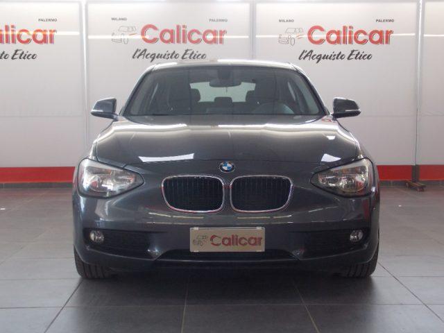 BMW 120 d 5p. Unique Immagine 1